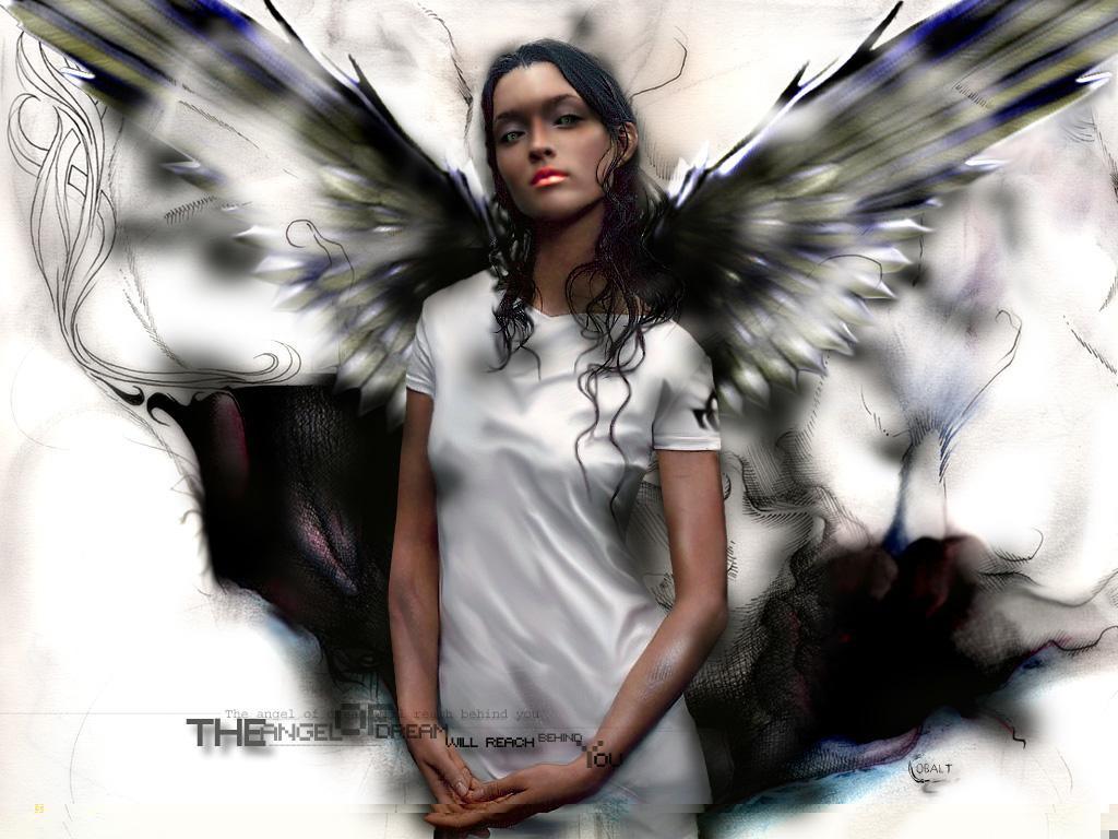 Emo angels emo wallpaper emo girls emo boys emo - Angel girl wallpaper ...